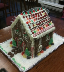 gingerbread House2